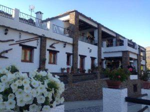 Accommodation in Trevelez