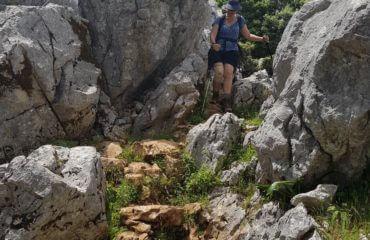 hiking Grazaelma