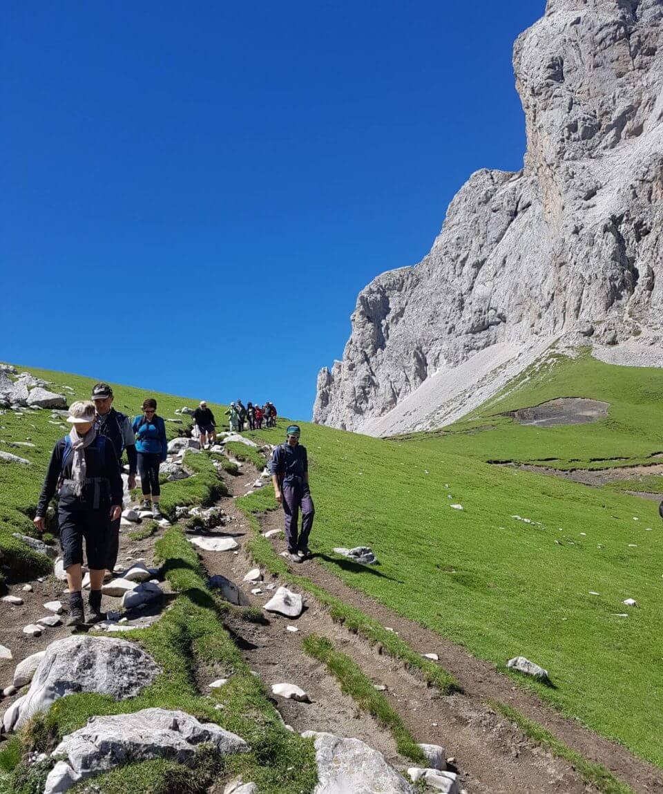 Guided Walking Picos de Europa