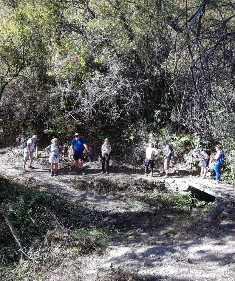 Sierra Nevada Walking holiday